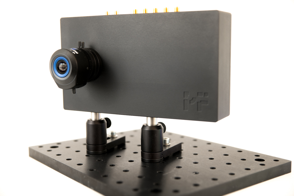 PF32 time correlated single photon counting camera
