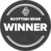 Scottish EDGE Winner Badge Website
