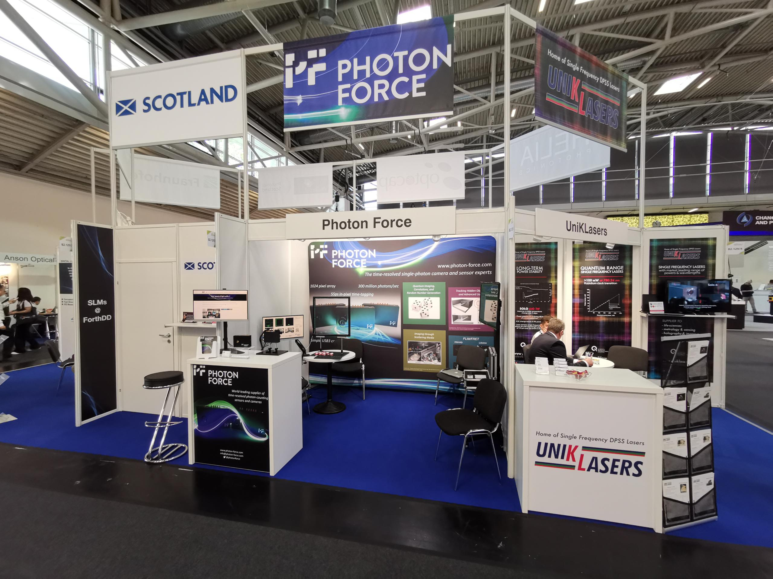 Come And Visit Us At Booth B2.129 At Laser World Of Photonics, Munich!